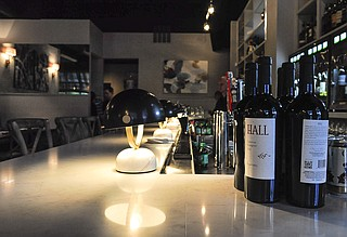 CAET Wine Bar in Jackson won a Best of Award of Excellence in the 2017 Restaurant Awards. Trip Burns/File Photo