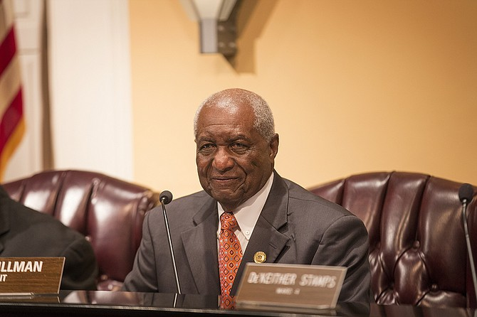 Ward 5 Councilman Charles Tillman, once again the Jackson City Council president, says residents now expect professionalism, stability and leadership.