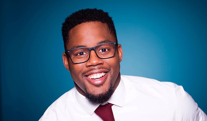 Frederick Burns, founder of CultureSnap and once the valedictorian of Wingfield High, developed an app to appeal to young African Americans. Photo courtesy Fred Burns