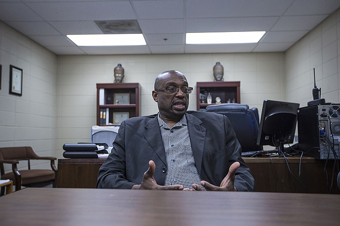 Federal court monitor Leonard Dixon completed his tenth monitor's report on the Henley-Young detention center this year. On a recent visit, Dixon said the facility has made great progress, especially in lowering the number of children housed inside its walls. It's also offering more services.