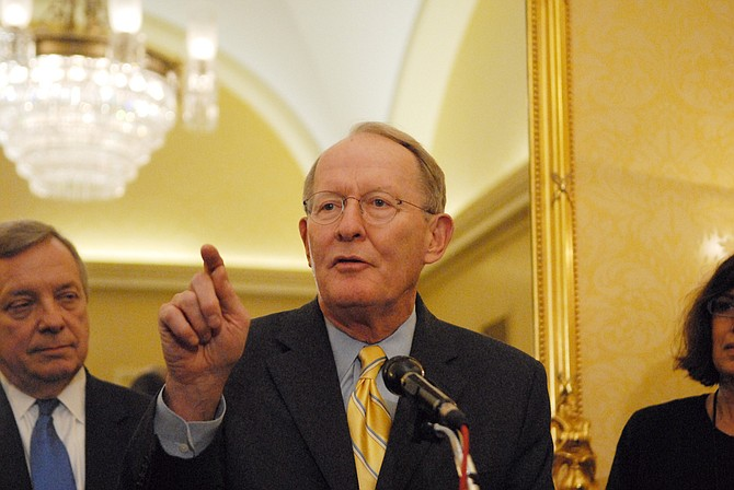 The Republican chairman of the Senate health committee, Tennessee's Lamar Alexander, proposed bipartisan legislation extending for one year federal payments to insurers that help millions of low- and moderate-income Americans afford coverage. Photo courtesy Flickr/AMSF2011