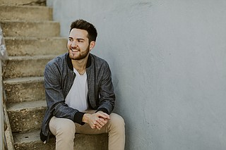 Brookhaven-native pop and soul artist Sam Mooney performs Thursday, Aug. 3, at Duling Hall. Photo courtesy Laura Amour