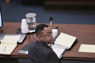 """Jackson has been enveloped in a seemingly ripe """"whodunit"""" case involving Hinds County District Attorney Robert Shuler Smith since 2011."""