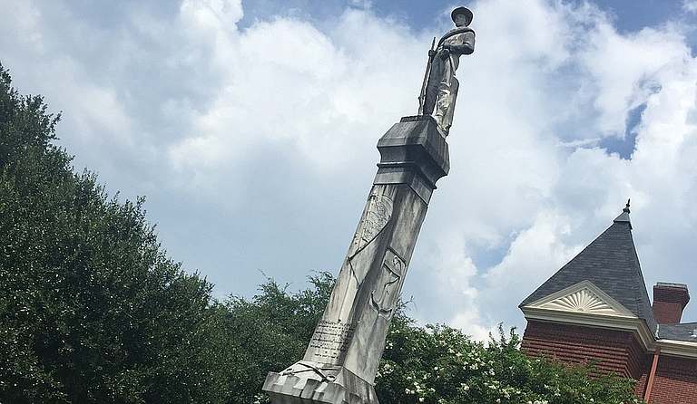 Confederate monuments have come under increased scrutiny in the U.S. in recent months.