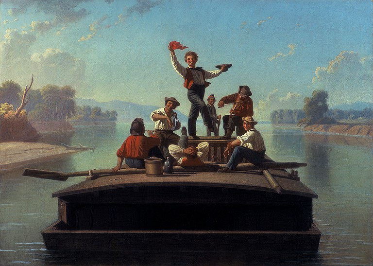"""Picturing Mississippi, 1817-2017: Land of Plenty, Pain and Promise"" at the Mississippi Museum of Art will feature work from George Caleb Bingham. Photo courtesy Mississippi Museum of Art"