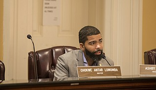 Mayor Chokwe Antar Lumumba told the city council late last week that the millage increase was a necessary but reluctant step to plug Jackson's budget holes.