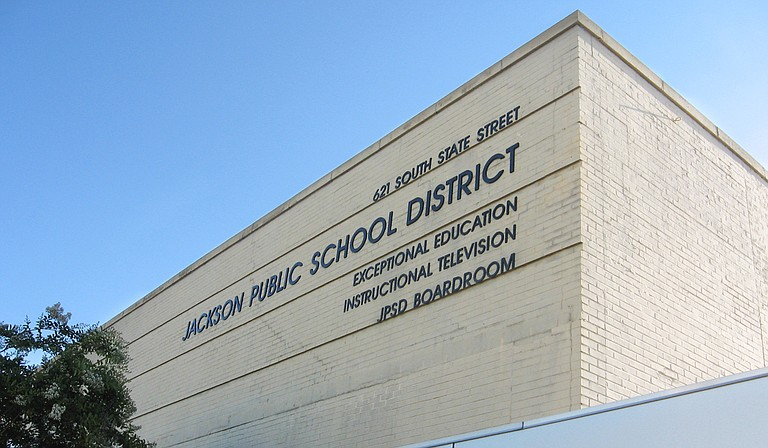 """The fate of Jackson Public Schools is in the hands of the state's accreditation commission and school board. Advocates have circulated a petition calling for """"no state takeover"""" of JPS."""