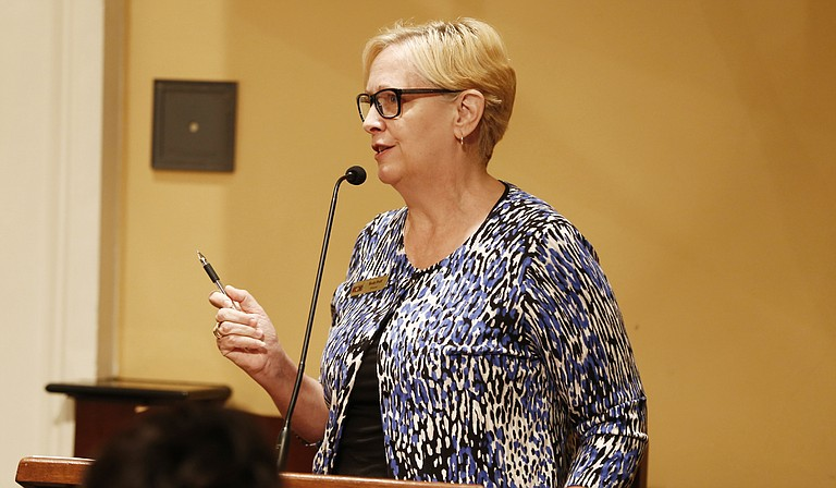 Jackson Zoo Director Beth Poff asked the City for $1.5 million to support lagging finances. She also said relocating the zoo is an option.