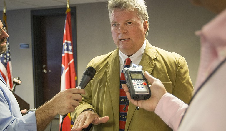Mississippi Attorney General Jim Hood said Tuesday that scammers are creating websites that are similar to the legitimate site where people can see if their personal information might have been compromised.