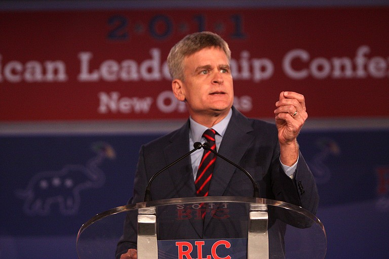 "Sen. Bill Cassidy (pictured) defended his health care bill Wednesday after late-night TV host Jimmy Kimmel accused the Louisiana Republican of lying to him about it, heightening the tension around the last-ditch GOP effort to make good on years of promises to repeal ""Obamacare."""