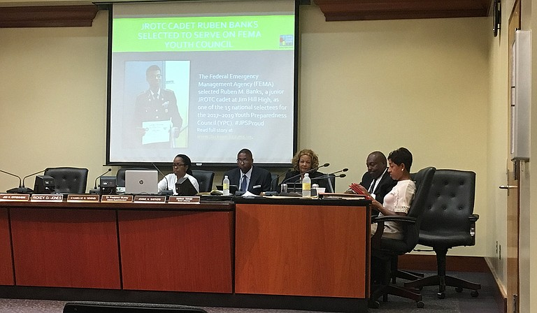 The Jackson Public Schools Board of Trustees met for its regular meeting on Sept. 19 and passed a motion to give local control to three elementary schools to change their Confederate-themed names.