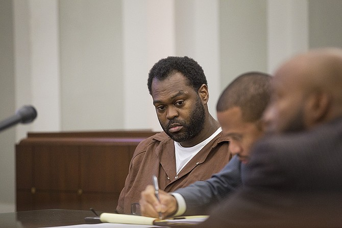 "Darnell Turner, who is also known as Donald and ""Slick,"" is going to prison for 45 years, with no potential for parole for at least 20, for a violent attack on the mother of one of his children. He has also gone by the last name ""Dixon."""