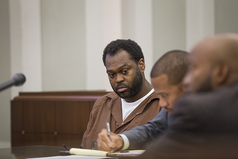"""Darnell Turner, who is also known as Donald and """"Slick,"""" is going to prison for 45 years, with no potential for parole for at least 20, for a violent attack on the mother of one of his children. He has also gone by the last name """"Dixon."""""""