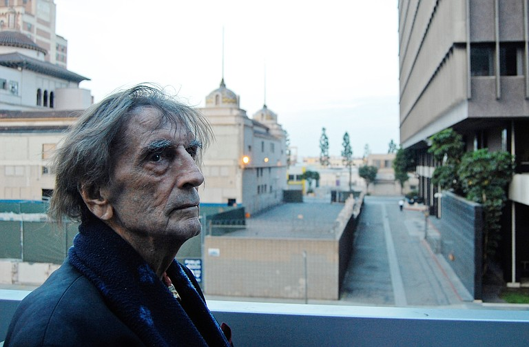 Harry Dean Stanton died this month at the age of 91. Photo courtesy Flickr/Tom Blunt
