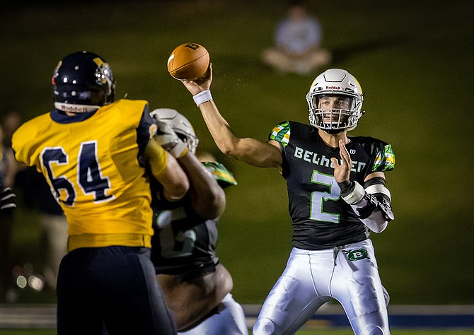 Photo Bobby Brummel/Belhaven Athletics