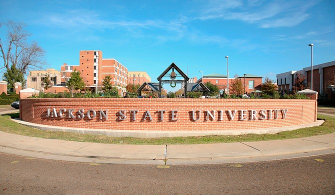 The National Science Foundation awarded Jackson State University researchers $350,000 through its Early-concept Grants for Exploratory Research fund to support untested, high-risk exploratory research. Photo courtesy JSU