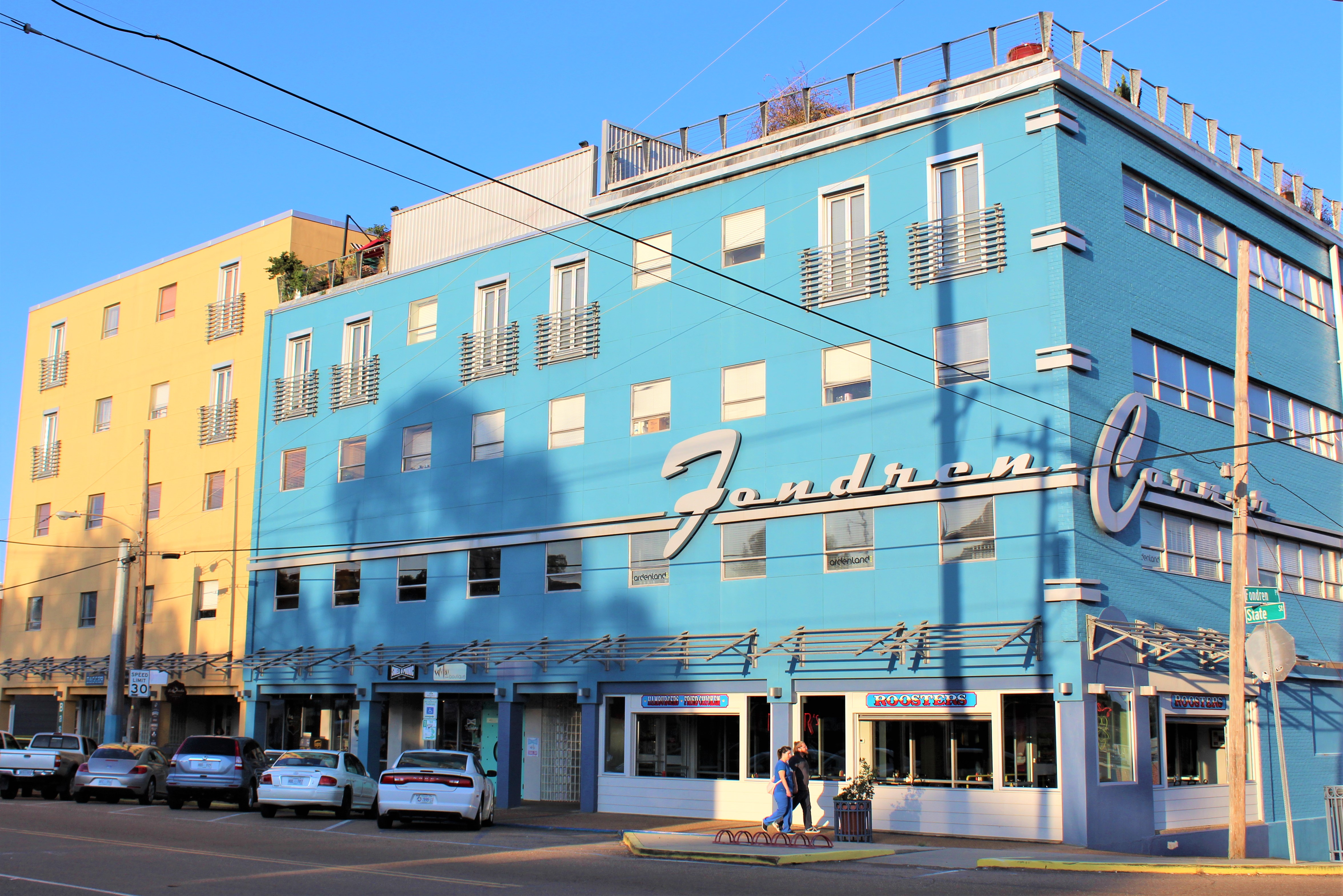 Amid Hotel Flap, Fondren Labeled a Top 'Endangered Historic Place' in State