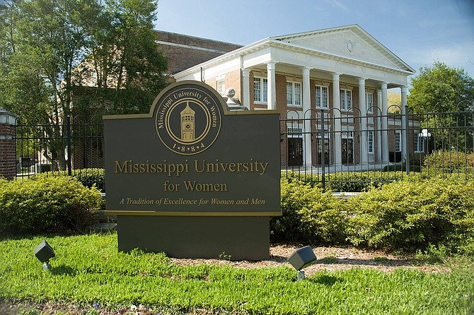 "Mississippi University for Women is hosting ""Intersections of Gender and Place,"" an art exhibition that focuses on women artists in the South whose work relates to gender issues and southern culture. Photo courtesy MUW"