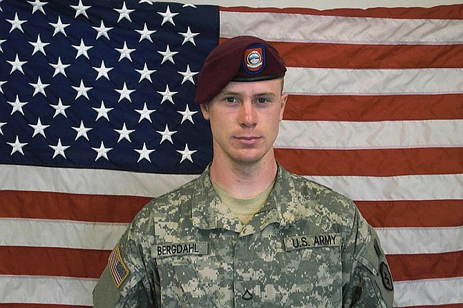 Bowe Bergdahl was captured by the Taliban and held for five years, until President Barack Obama traded Taliban prisoners to bring him back. As a presidential candidate, Trump called for Bergdahl to face stiff punishment. He could have received up to life in prison. Photo courtesy Flickr/Wikicommons