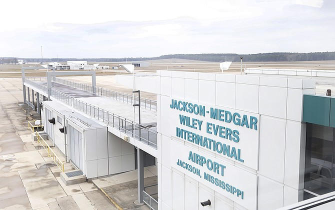 The law was supposed to turn over control of Jackson Medgar Wiley Evers International Airport and Hawkins Field to a nine-member board, with a majority appointed by state officials. Jackson's mayor and City Council would get one appointment each.