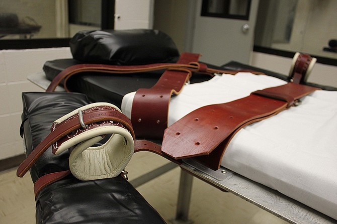 Mississippi right now plans to execute prisoners using a three-drug process, with a sedative called midazolam to render the inmate unconscious, followed by a paralyzing agent and a drug that stops the inmate's heart. Photo courtesy MDOC