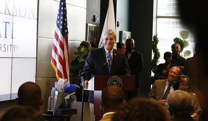 Gov. Phil Bryant released his budget priorities this week, which call for an increase in funding for the Mississippi Works program to provide free community college for graduating seniors and adults in the workforce.