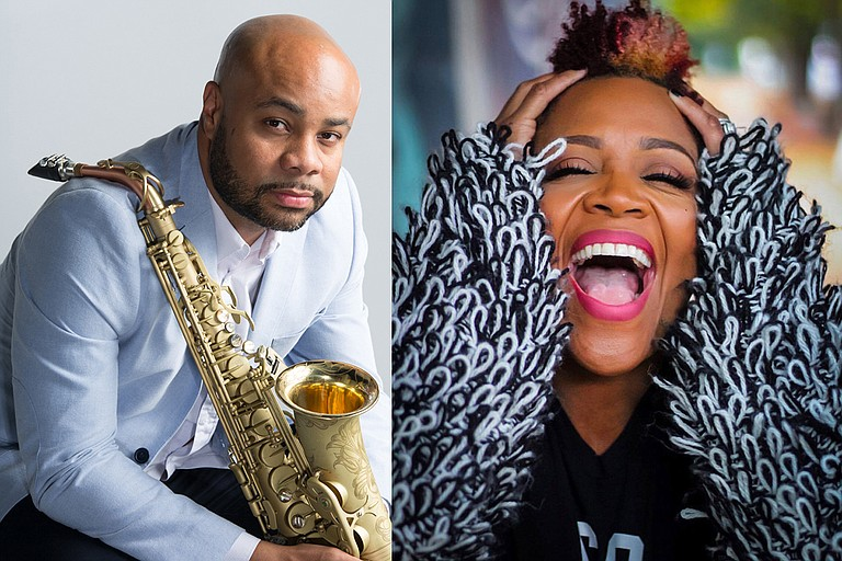 """Night of Musical Artistry"" takes place Saturday, Dec. 1, this year and features musicians Avery*Sunshine and Mike Burton & the Good Times Brass Band. Photo courtesy Mike Burton / Courtesy Young Sir Photography"
