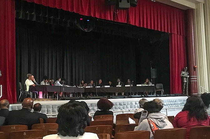 The Better Together Commission met on Nov. 30 and set final deadlines to issue the request-for-proposal for a third-party contractor to conduct a 10-month study of the Jackson Public School District.