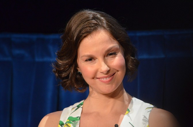 "Time magazine's ""Silence Breakers"" cover features Ashley Judd (pictured), Taylor Swift and others who say they have been harassed. Photo courtesy Flickr/Genevieve"