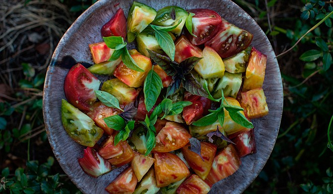 """Timothy Pakron wants to celebrate food, nature and life through his book, """"The Mississippi Vegan Cookbook,"""" which he plans to release by fall 2018. Photo courtesy Timothy Pakron"""