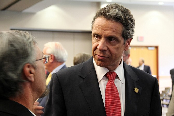 The games were canceled because New York Democratic Gov. Andrew Cuomo banned all non-essential state travel to Mississippi after Republican Gov. Phil Bryant signed the law in 2016. Photo courtesy Flickr/Zack Seward