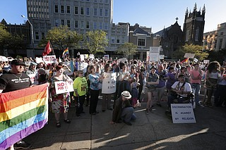 """On Monday, Jan. 8, the U.S. Supreme Court decided not to review legal challenges to House Bill 1523, the """"Protecting Freedom of Conscience from Government Discrimination"""" Act that the Mississippi Legislature passed in 2016."""