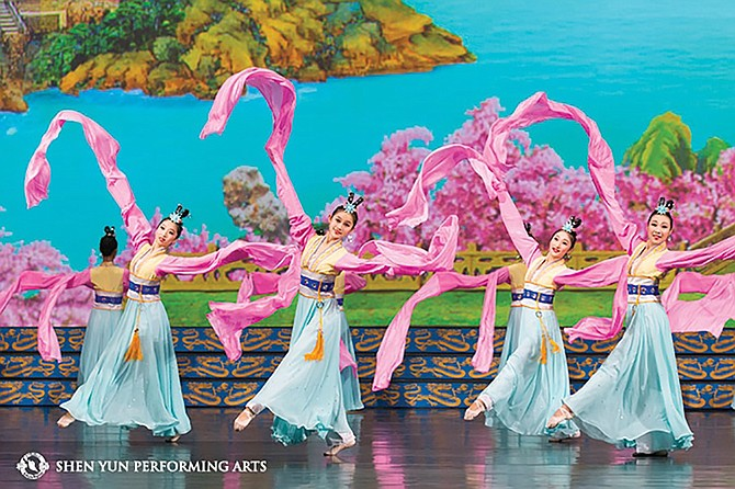 Shen Yun performs at Thalia Mara Hall in downtown Jackson on Thursday, Jan. 11, at 7:30 p.m. Photo courtesy Shen Yun Performing Arts