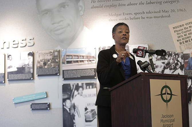 Jackson Municipal Airport Authority Board Commissioner Rosie L.T.P. Johnson passed away just before the weekend. She was an advocate for maintaining the City's control of its airport.