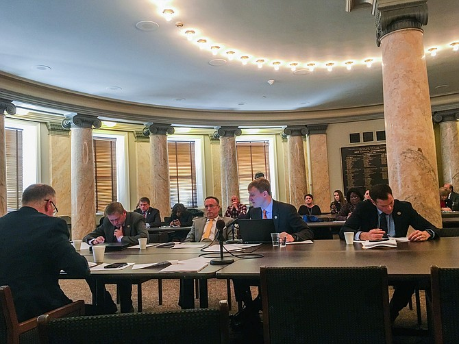 Rep. Joel Bomgar, R-Madison, introduced legislation to implement more re-entry reforms for men and women coming out of prison. The House Corrections Committee, led by Chairman Bill Kinkade, R-Byhalia, all but killed the measure on Wednesday, Jan. 24.