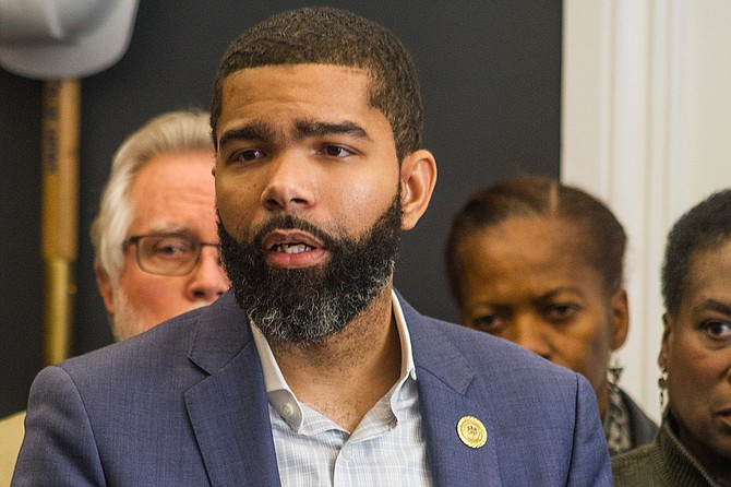 Mayor Chokwe A. Lumumba says the City of Jackson will not back down from its anti-profiling ordinance, which the U.S. Justice Department, under Jeff Sessions' lead, has taken issue with.
