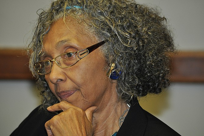 Rep. Alyce Clarke, D-Jackson, offered an amendment to establish equal pay for men and women working for any kind of employer in Mississippi, public or private. The amendment passed by a bi-partisan vote, but the future of the bill its in is in jeopardy. Trip Burns/File Photo