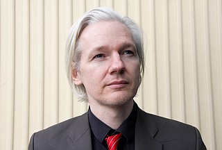 Assange, 46, has been holed up in Ecuador's embassy in London since he took refuge there in June 2012 to avoid extradition to Sweden, where prosecutors were investigating allegations of sexual assault and rape made by two women in 2010. Photo courtesy Flickr Espen Moe