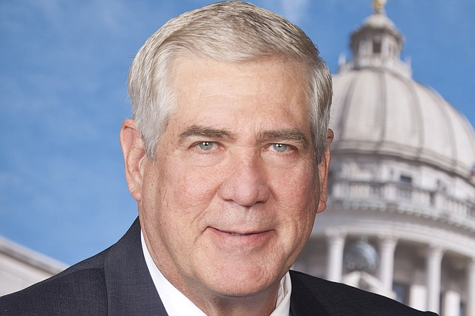 Sen. Kevin Blackwell, R-Southaven, wanted to change and standardize the terms of elected school-board members, but a bipartisan group in the Senate killed his bill on deadline day. Photo courtesy Mississippi Legislature