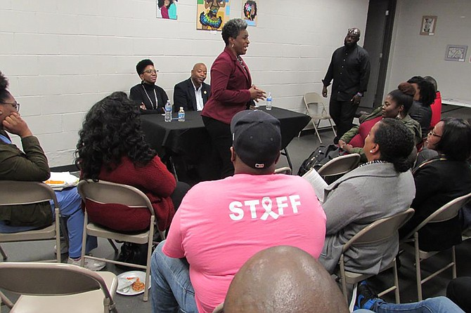 The fourth annual Jackson Black Business Expo takes place on Saturday, March 24, at Tougaloo College. Photo courtesy Jackson Black Business Expo