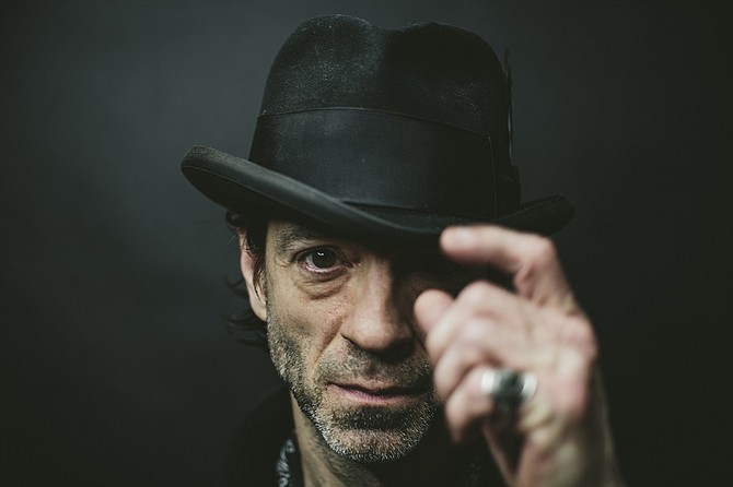 Country artist Travis Meadows, a Jackson, Miss., native now based in Nashville, Tenn., performs at Hal & Mal's on Thursday, March 1. Photo courtesy Joshua Black Wilkins
