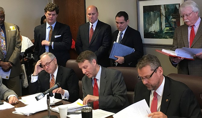 Senators passed House Bill 957 out of the Senate Education Committee on Tuesday, Feb. 27, and Sen. Gray Tollison, R-Oxford, made minor adjustments to the House proposal, including changing how low-income students are defined.