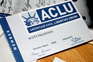 The American Civil Liberties Union filed a class-action lawsuit Friday accusing the U.S. government of broadly separating immigrant families seeking asylum. Photo courtesy Scott Feldstein