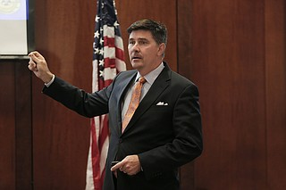 State Auditor Stacy Pickering says an increasing number of accounting problems shows state employees need more training in governmental accounting practices and how to use the $100 million accounting software system that the state turned on in 2014.