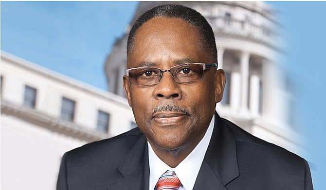 As one of the longest-serving representatives at the time of his 2017 retirement, Tyrone Ellis led House Democrats for several years beginning in 2008. Photo courtesy Mississippi Legislature