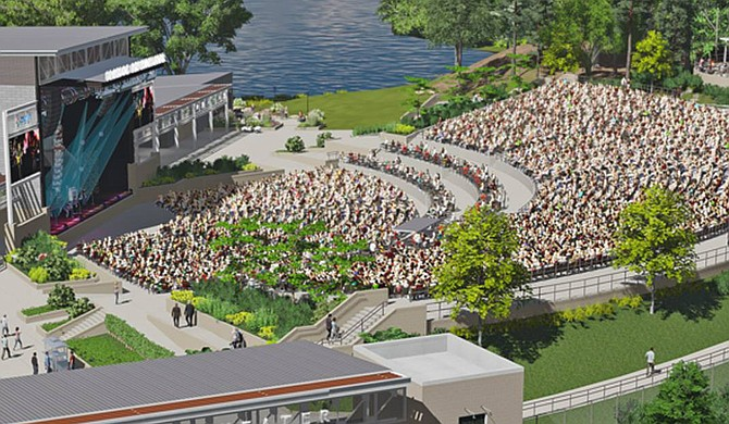 Some people in the industry think of the entirety of Mississippi as one thing, one type of artist and one type of music listener. You can see it in the Brandon Amphitheater (pictured) lineup. Photo courtesy Brandon Amphitheater