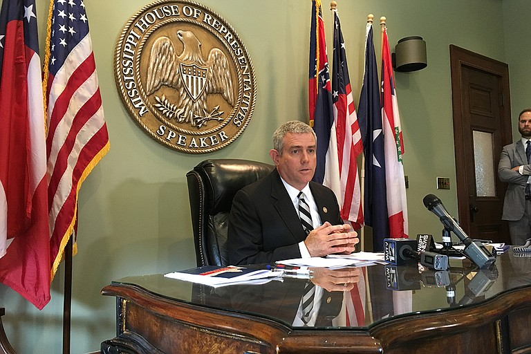 House Speaker Philip Gunn said he will deliver a revamped infrastructure funding proposal to the governor and Lt. Gov. Tate Reeves today, after the governor closed 83 bridges this week.