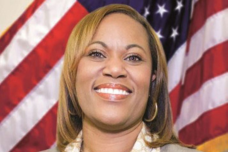 MDOC Commissioner Pelicia Hall defended her decision to pull inmates out of regional facilities due to budget constraints at the Capitol on Monday, where sheriffs had gathered to tell lawmakers they were going to be in funding danger.