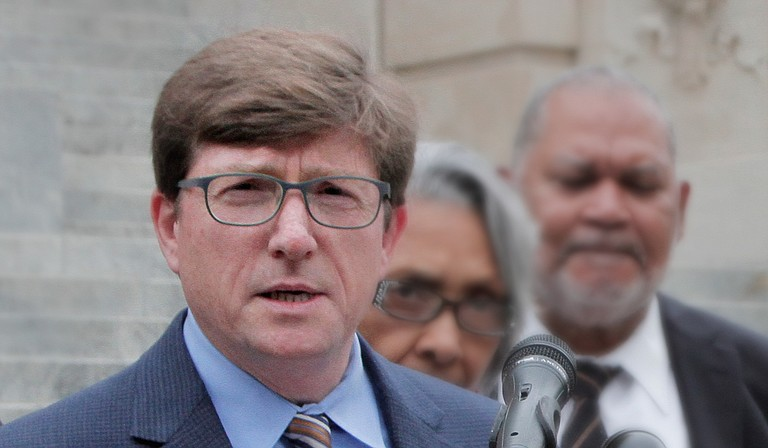 Mississippi Rep. David Baria, D-Bay St. Louis, who is running for Sen. Roger Wicker's seat, said he believes medical marijuana should be decriminalized and that federal prosecutors should not be in states where it is legalized.
