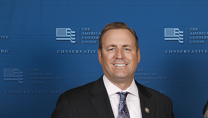 """Congress hasn't done its job. So I'm going to force the issue,"" Rep. Jeff Denham (pictured), R-Calif., a leader of the effort to force the votes, said in an interview. Another leader of the group, Rep. Carlos Curbelo, R-Fla., whose South Florida district is about three-fourths Hispanic, was first to sign."